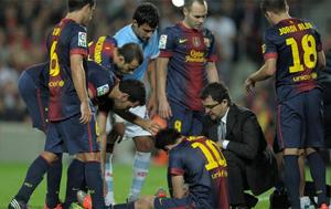 Messi napędził strachu