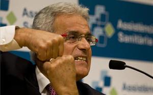 Doktor Ramón Cugat o kontuzjach Cuenki, Piqué i Villi