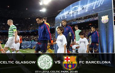 W drogę po awans: zapowiedź meczu Celtic – Barça