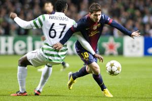 Messi: Mamy jeszcze dwa mecze