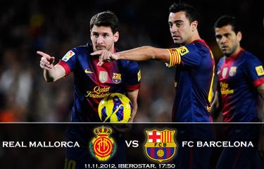 Na Majorkę! Zapowiedź spotkania RCD Mallorca – FC Barcelona