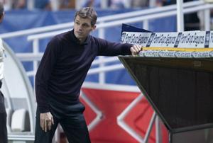 Vilanova lepszy od następców wielkich trenerów Ajaxu, Liverpoolu i Milanu
