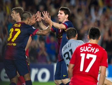 Zapowiedź meczu Spartak Moskwa – FC Barcelona