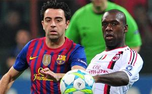 Xavi ściga piłkarskie legendy
