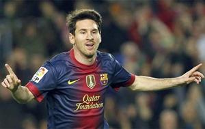 Messi ma jeden mecz mniej na pokonanie Müllera