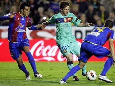 Zapowiedź meczu Levante UD – FC Barcelona