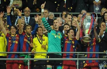 Kto będzie najgroźniejszym rywalem Barçy w fazie pucharowej Champions League?