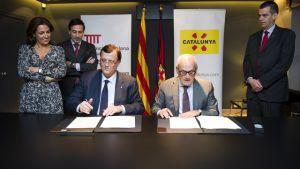 Umowa z Katalońską Agencją Turystyczną