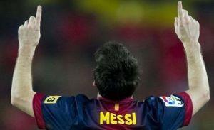Najlepsza taktyka nazywa się Messi
