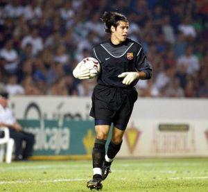 Victor Valdés broni 12 lat dla FC Barcelony