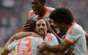 Ribéry: Jesteśmy w stanie pokonać Real i Barcelonę