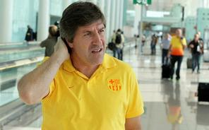 Jordi Roura, kariera skrócona po meczu z Milanem