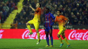 W Sewilli Barça oczekuje na 8. zwycięstwo z rzędu