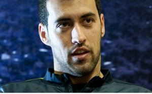 Busquets: Falcao to zabójczy piłkarz