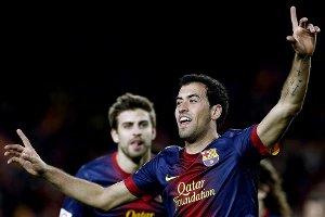 Sergio Busquets staje się coraz ważniejszym graczem