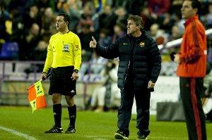 Jordi Roura chwali drużynę po meczu