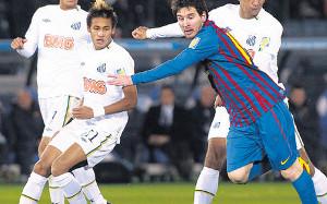 Ramalho: Neymar znacznie by urósł przy boku Messiego