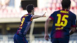 Barça B remisuje z Alcorcón