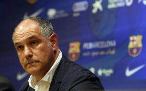 Zubizarreta: Barça zasłużyła, aby być w tym miejscu