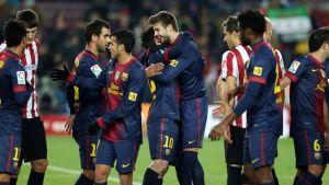 Statystyki meczu FC Barcelona – Athletic Bilbao