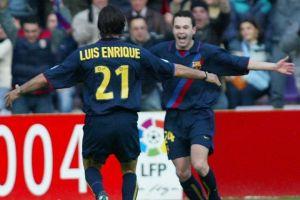 Dziesięć lat od ligowego debiutu Iniesty