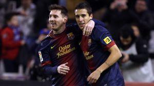 Statystyki meczu Real Valladolid – FC Barcelona
