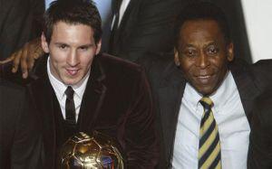 Hitzfeld: Messi i Pelé są najlepsi na tej planecie