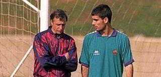 Johan Cruyff, Josep Guardiola