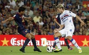 Maxi López: Nie przyznanie Złotej Piłki Messiemu byłoby absurdem