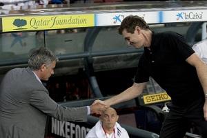 Mourinho wspiera Tito Vilanovę