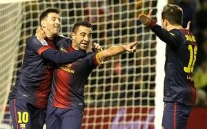 Ciekawostki z meczu Valladolid -Barça