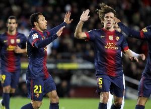 Barça Tito, wczesne oznaki pachnące tytułami