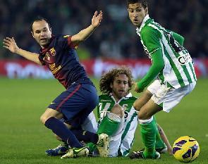 Kluczowe sytuacje: Betis vs Barça