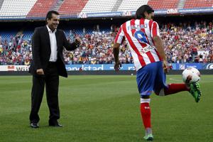 Futre: Messi i Falcao razem? Byłoby to coś wielkiego