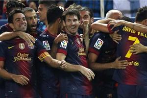Barça wirtualnym mistrzem jesieni… jeśli pokona Atlético