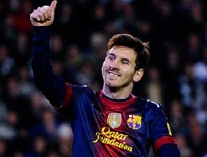 FIFA nie będzie ratyfikować rekordu Messiego, ani Chitalu