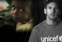 Messi ponownie działa na rzecz dzieci