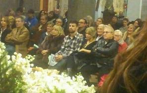 Piqué i Shakira obecni w Blanes na Missa del Gall