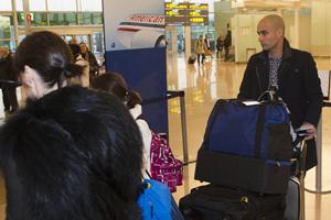 Pep wraca do USA po świętach w Barcelonie