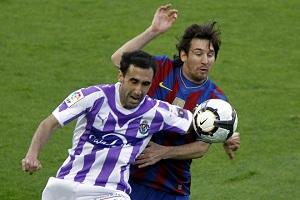 Znana data spotkania Valladolid-Barça