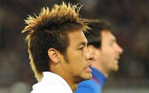 Neymar: Messi wygra Złotą Piłkę