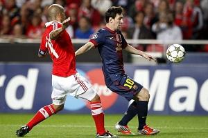 10 powodów, aby zobaczyć mecz Barça – Benfica