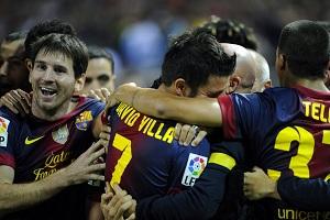"""Barça """"Najlepszym Klubem Świata"""", jeżeli wygra z Benficą"""