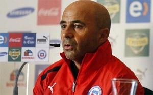 Alexis i Tito spotkali się z nowym selekcjonerem Chile