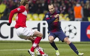 Barça najcenniejszym zespołem na świecie