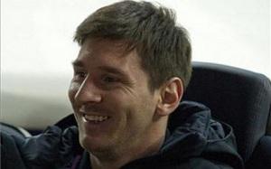 Leo Messi i numer 29