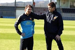 Messi nie odpuszcza