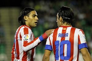 Falcao, Arda, Filipe i Gabi mogą nie zagrać z Barçą