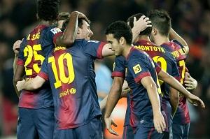 Barça 100 – 46 Real Madryt