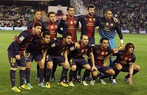 Barça – jedyna niepokonana drużyna w Europie